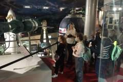 """Экскурсия спортивного клуба \""""Радуга-Теннис\"""" на ВДНХ и в музей Космонавтики"""