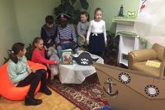 Пиратское путишествие с Хвостатыми  помощниками